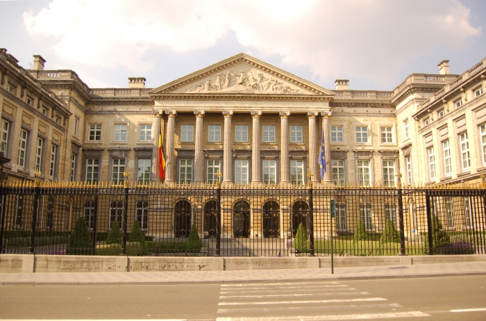 Belgian Federal Parliament-Wikimedia-Commons