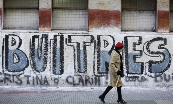 Buitres-Argentina