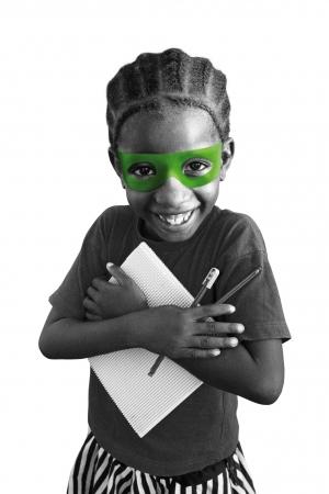 Green-Mask-Kenyan-Child-With-Schoolbook