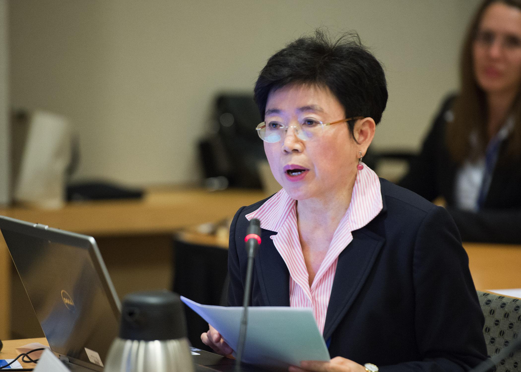 Yuefen Li er leder for gjeldsarbeidet i Unctad