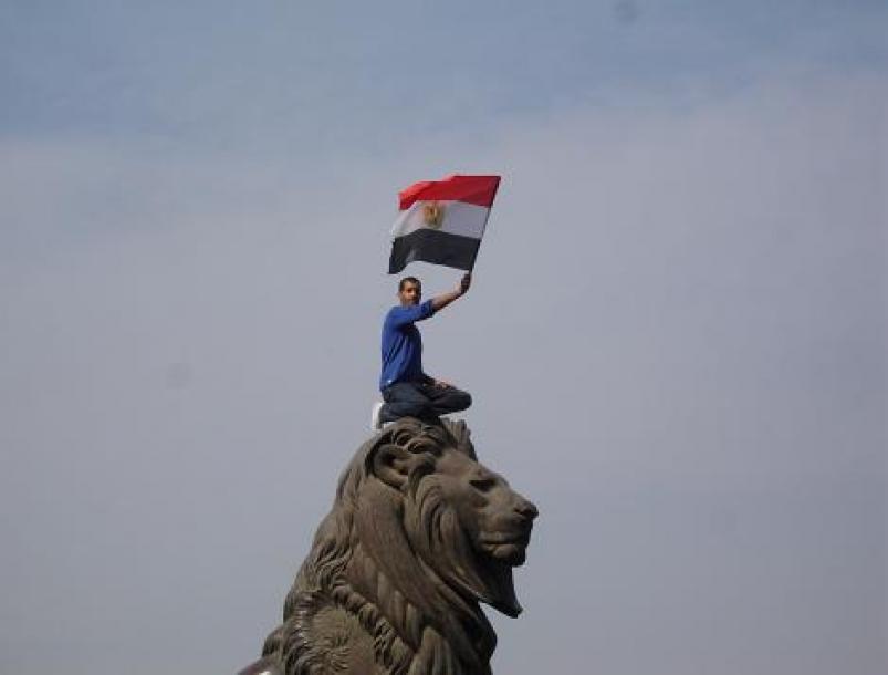 IMF-lån til Egypt vekker protester