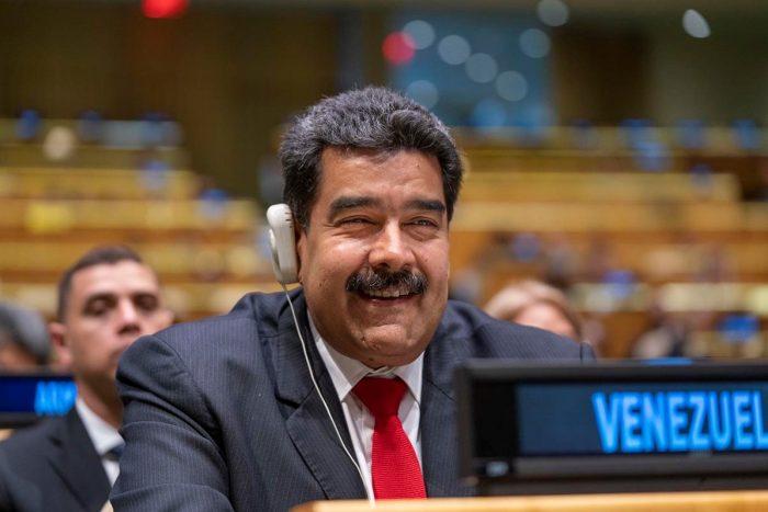 Bistandsaktuelt 29012019 Maduro