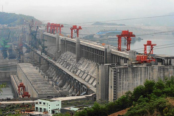 Infrastruktur Kina