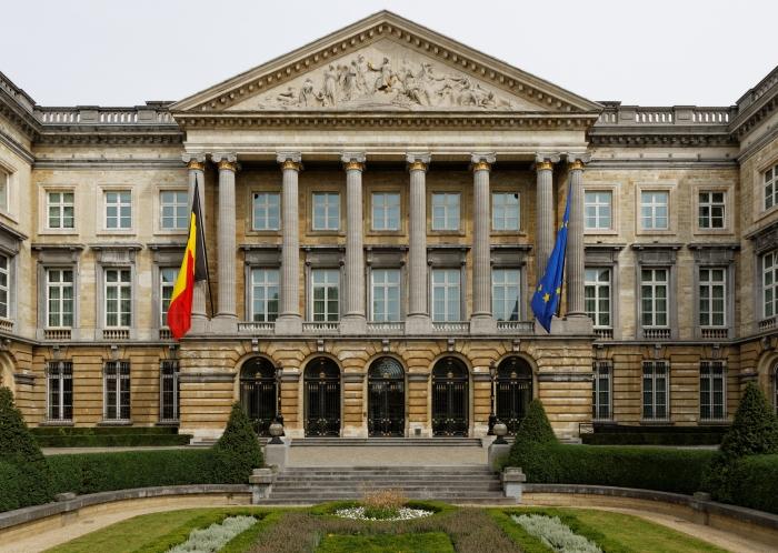 Palais de la Nation Bruxelles