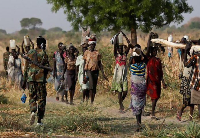 South Sudan Foto Hrw