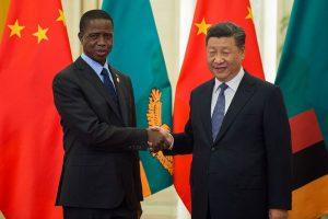 China Zambia