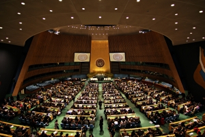 United Nations General Assembly Hall 3