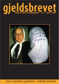 Argentinas gjeldskrise - Gjeldsbrevet 2004