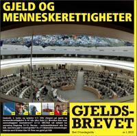 Gjeld og menneskerettigheter - Gjeldsbrevet 1/2012