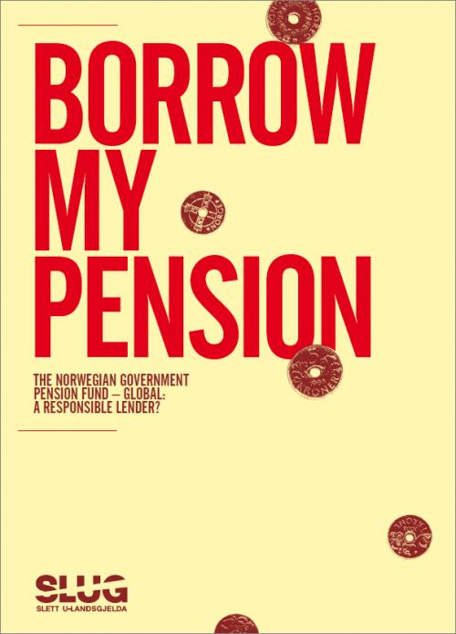 Borrow My Pension