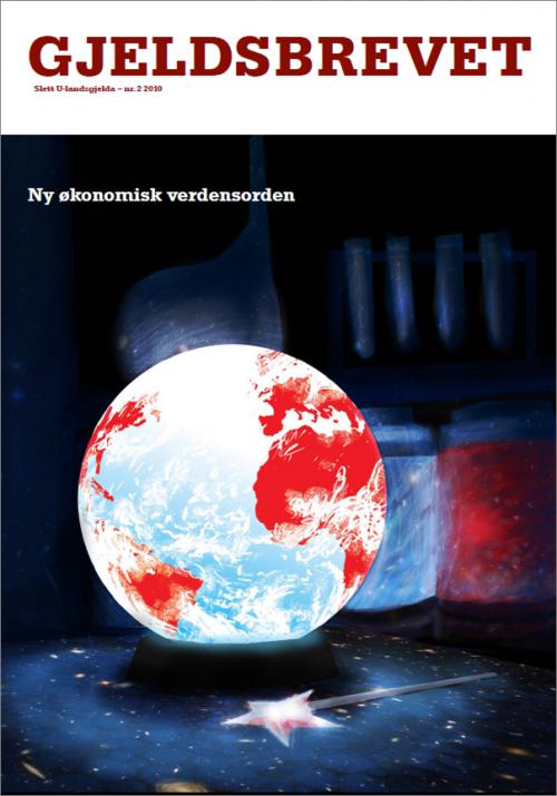 Ny økonomisk verdensorden - Gjeldsbrevet 2/2010