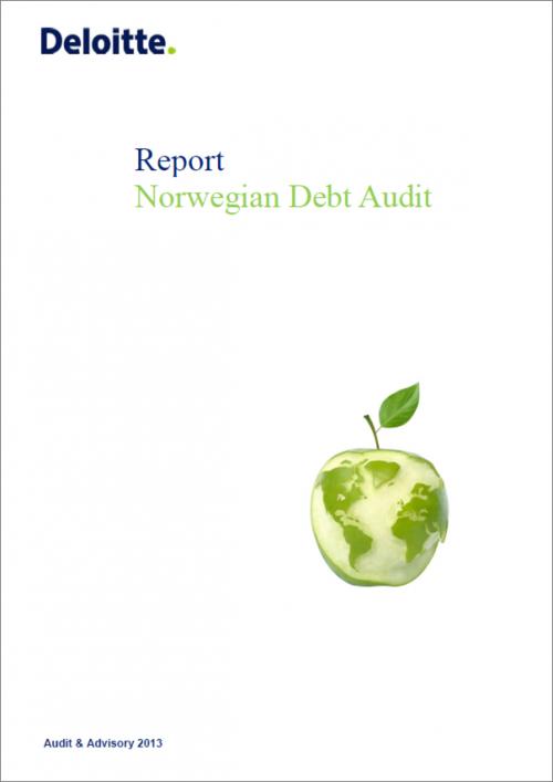 Den norske gjeldsrevisjonen