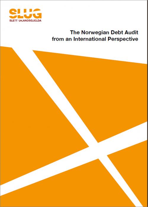 Internasjonale perspektiv på den norske gjeldsrevisjonen